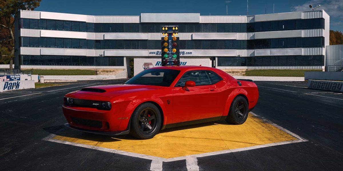 Dodge presenta el nuevo Challenger SRT Demon