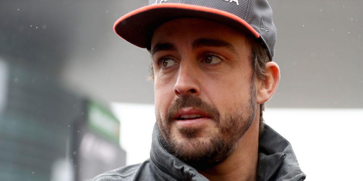 Fernando Alonso no estará en el GP de Mónaco por correr las 500 millas de Indianápolis