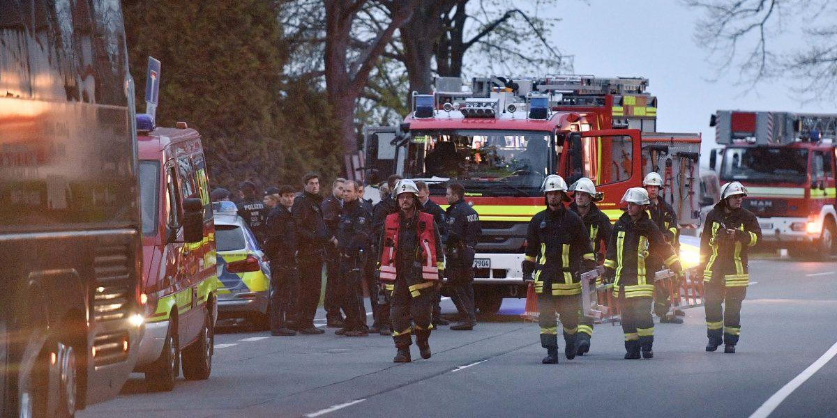 Islamistas y radicales reivindican atentado contra Dortmund