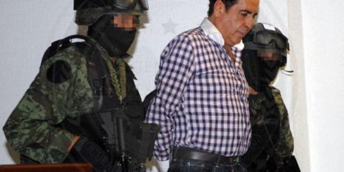 Juez otorga amparo a Héctor Beltrán Leyva contra extradición