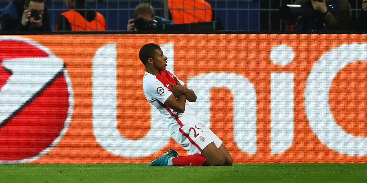 En emotivo partido, Mónaco se impuso al Borussia Dortmund tras ataques