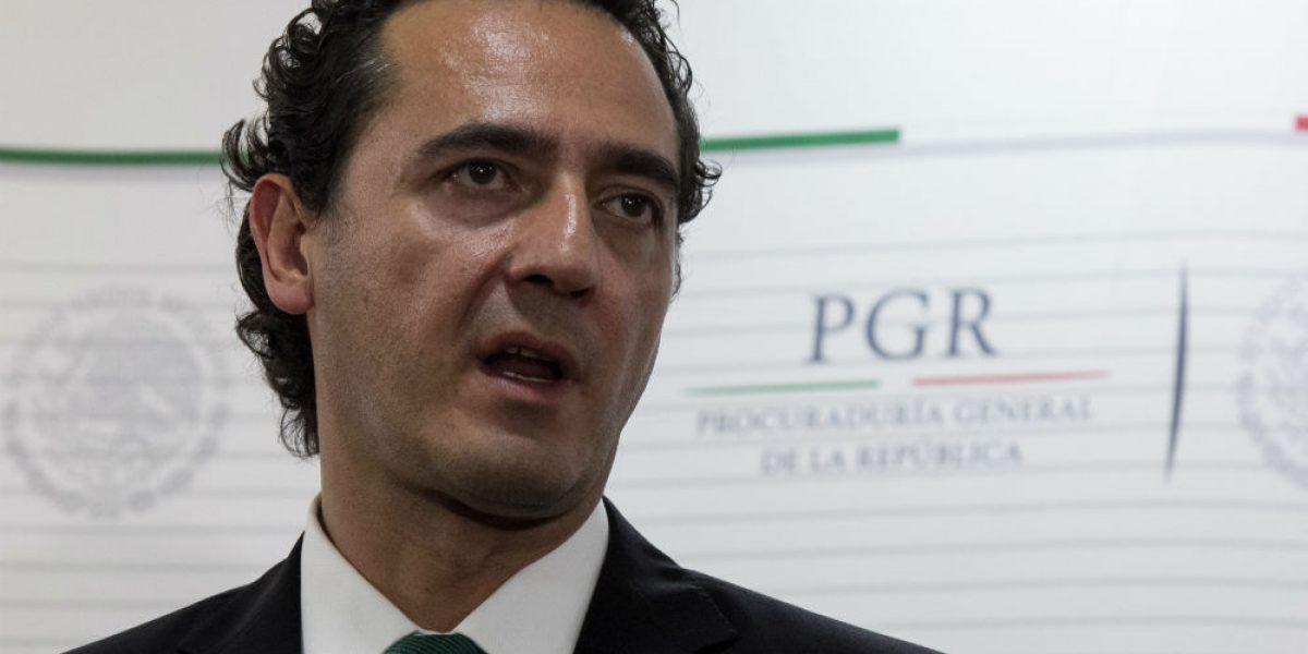 México y EU trabajan en estrategia para enjuiciar a Yarrington en ambos países