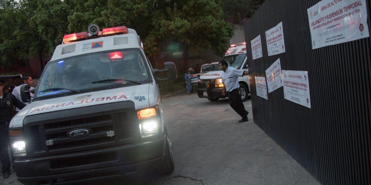 Obra colapsada en Álvaro Obregón ya había sido clausurada por irregularidades