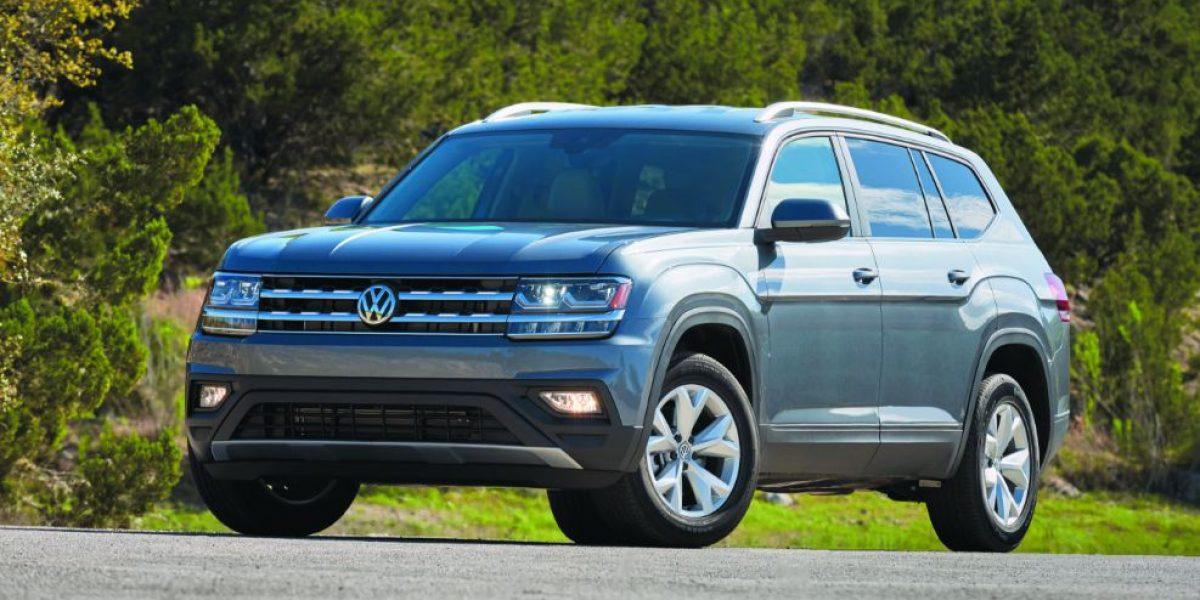 Volkswagen Atlas, hasta siete pasajeros para disfrutar