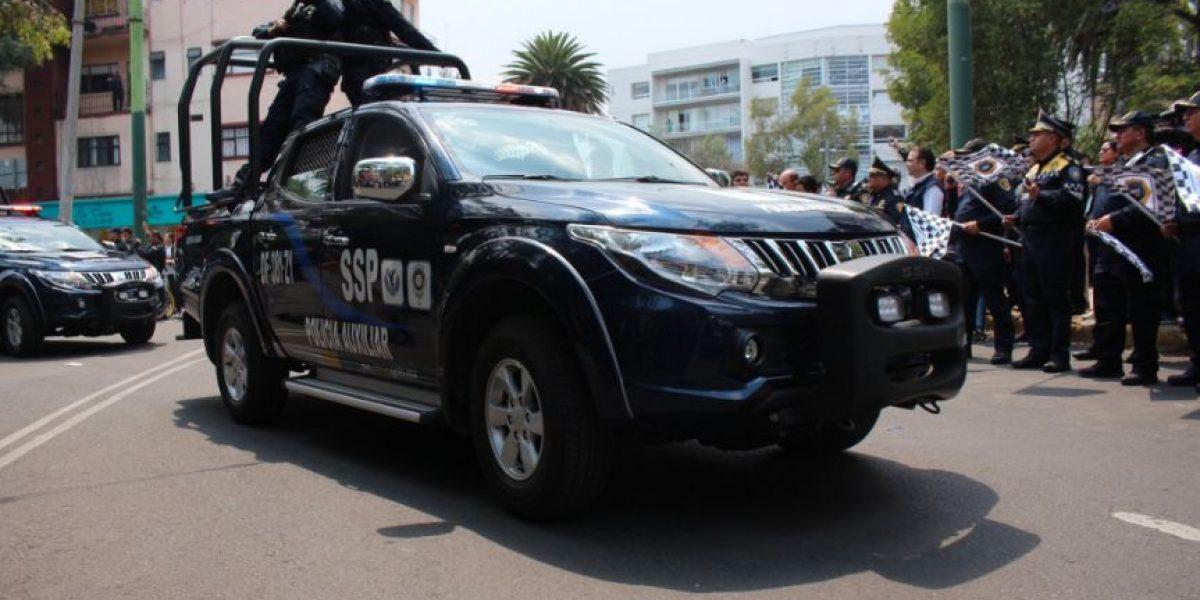 Más de mil policías vigilarán la CDMX por Semana Santa