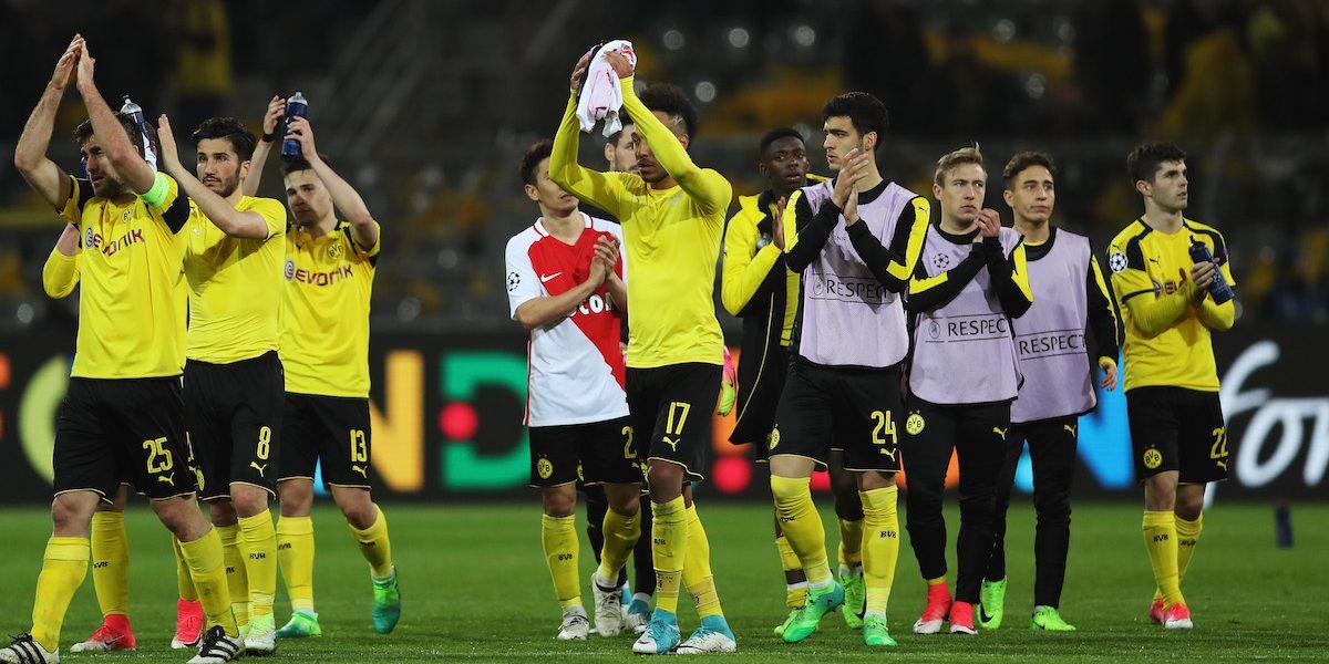 UEFA niega haber obligado al Dortmund a jugar el miércoles el partido suspendido