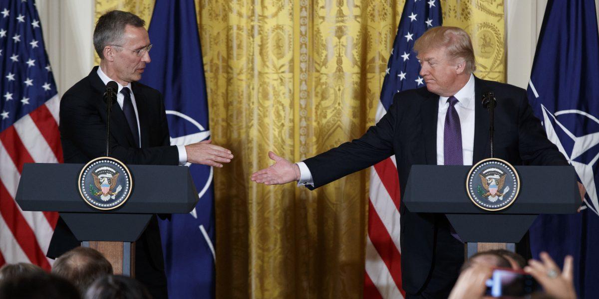 """""""Por ahora no nos llevamos bien con Rusia"""": Donald Trump"""