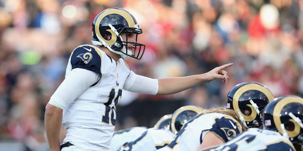 San Luis demanda a la NFL por mudanza de los Rams