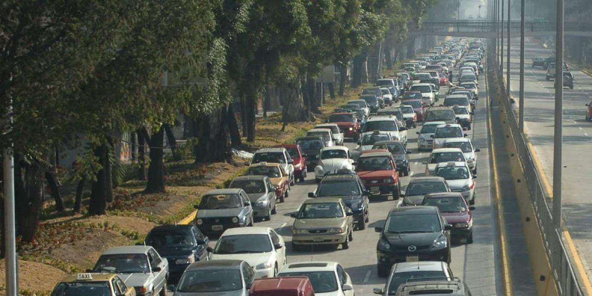 Estrés por tráfico merma productividad laboral