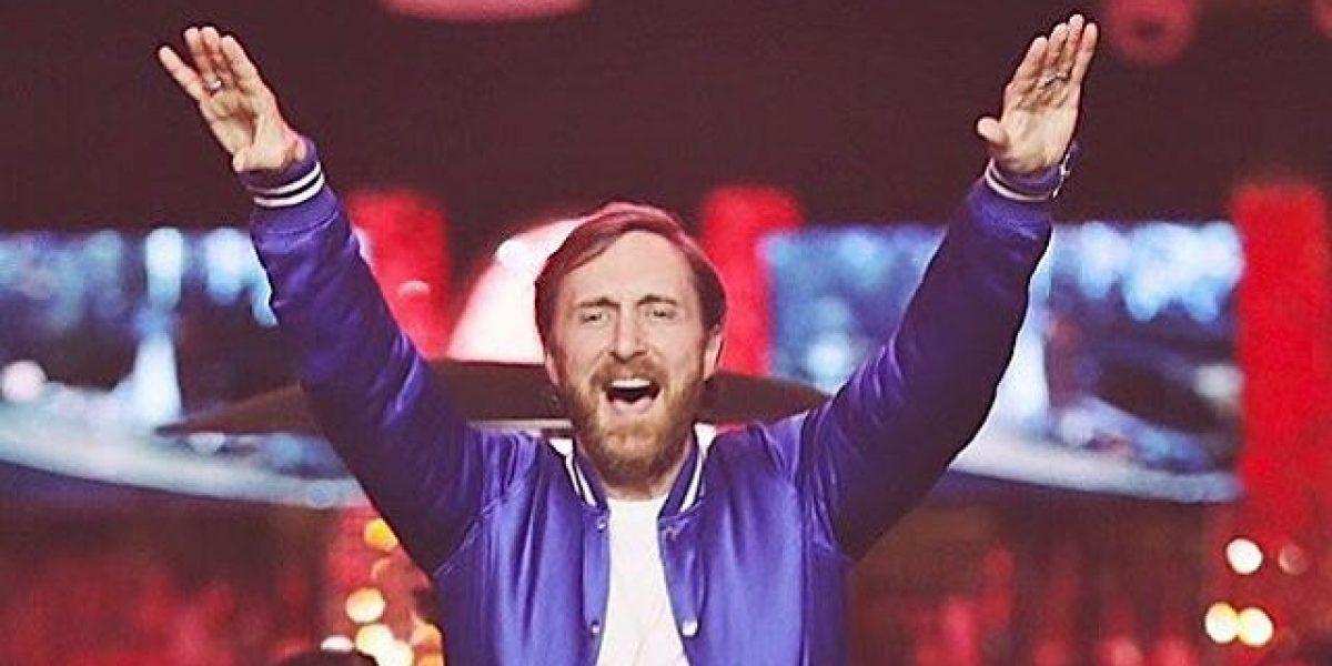 Esta es la edad de oro del EDM: David Guetta