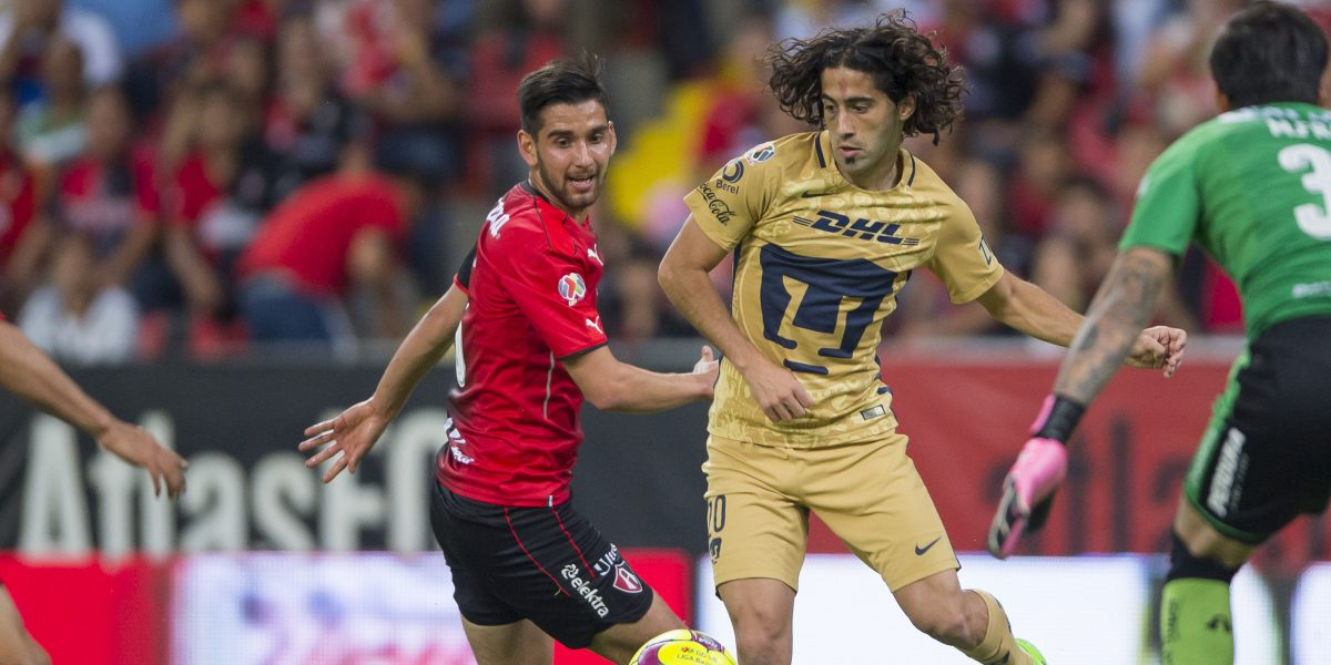 Pumas se mantiene cerca de Liguilla, pese a empate contra Atlas