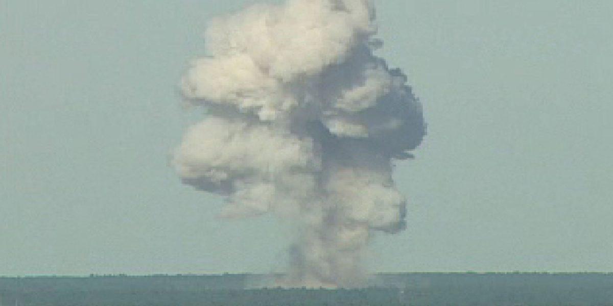 """Estados Unidos lanza """"la madre de todas las bombas"""" en Afganistán"""