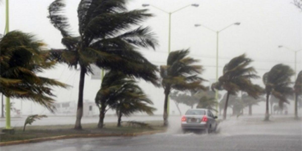 Se esperan fuertes vientos en el norte del país