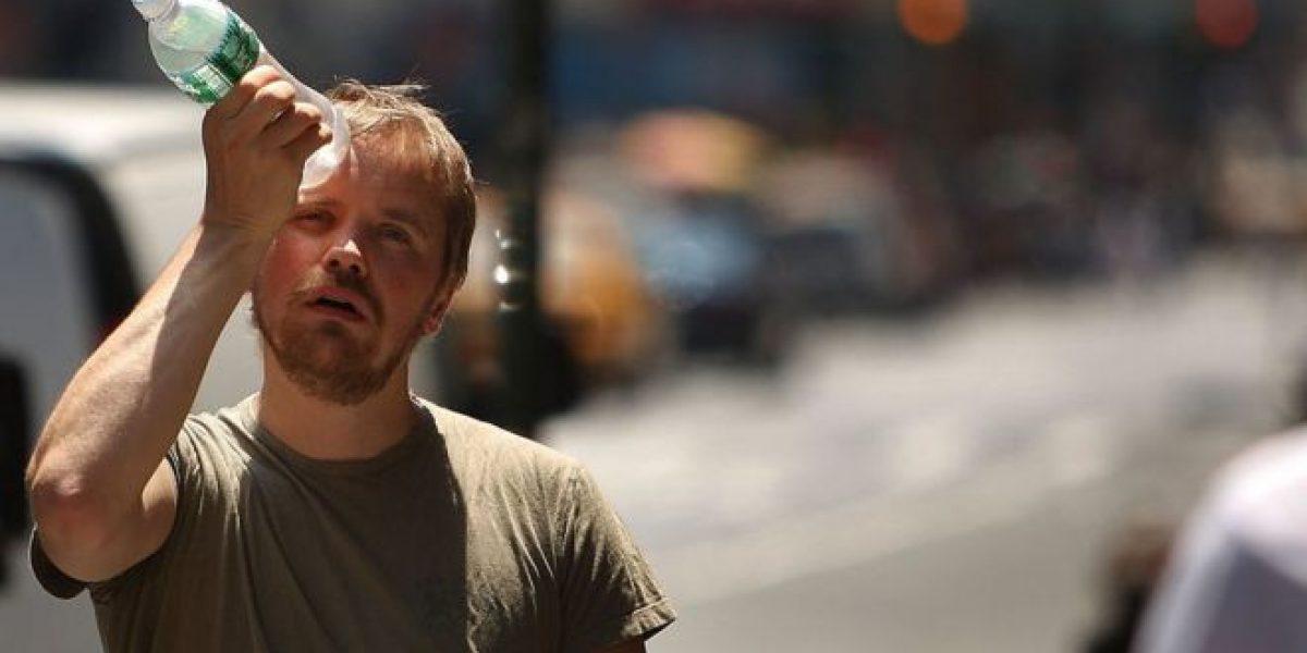 Confusión mental y convulsiones son síntomas del golpe de calor