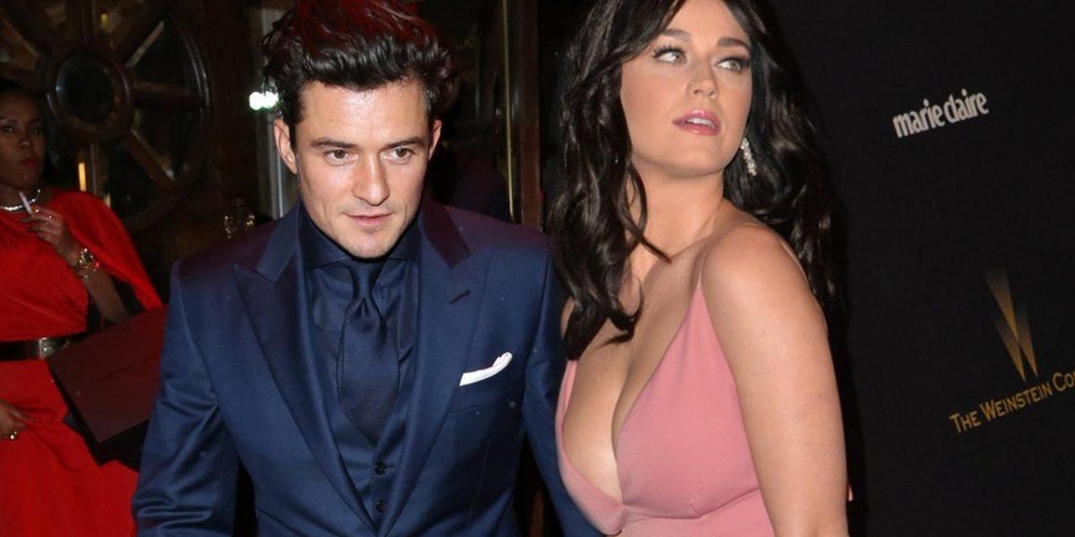 Orlando Bloom rompió el silencio y habló de su ruptura con Katy Perry