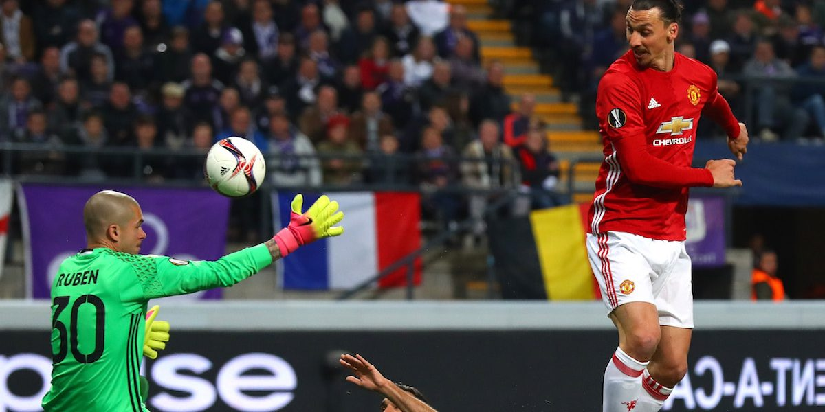 ManUtd no pudo conservar la ventaja y se lleva el empate ante Anderlecht