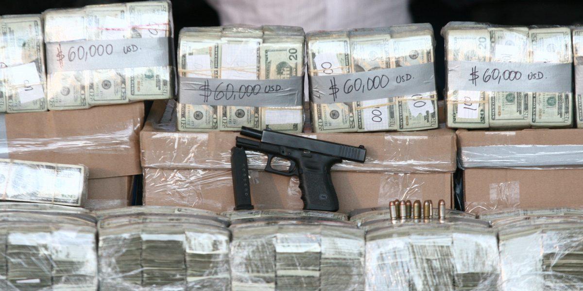 México busca quedarse con bienes de narcotraficantes