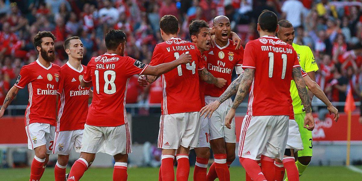 Sin Jiménez, Benfica vence a Marítimo y se consolida en la cima del futbol de Portugal