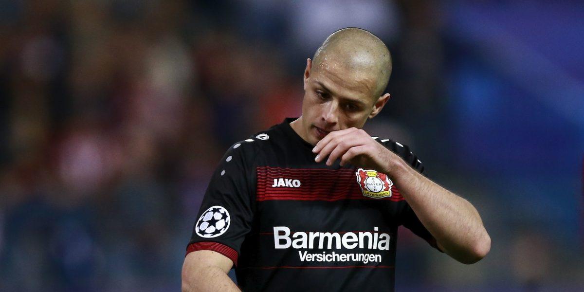 'Chicharito' se pierde el partido ante el Bayer Munich