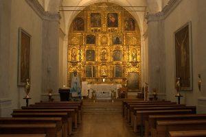 """La capilla de """"La Conchita"""" se construyó en 1521 en los terrenos que habitaba Hernán Cortés.. Imagen Por: Foto: UNO TV / Landybel Pérez"""