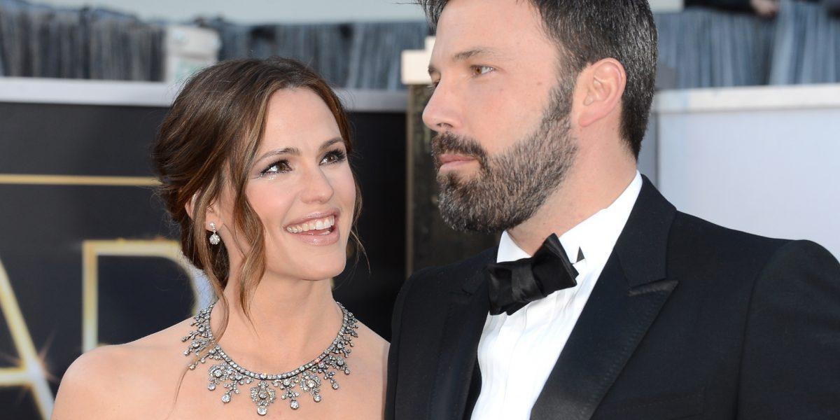 Ben Affleck y Jennifer Garner deciden divorciarse tras dos años de separación