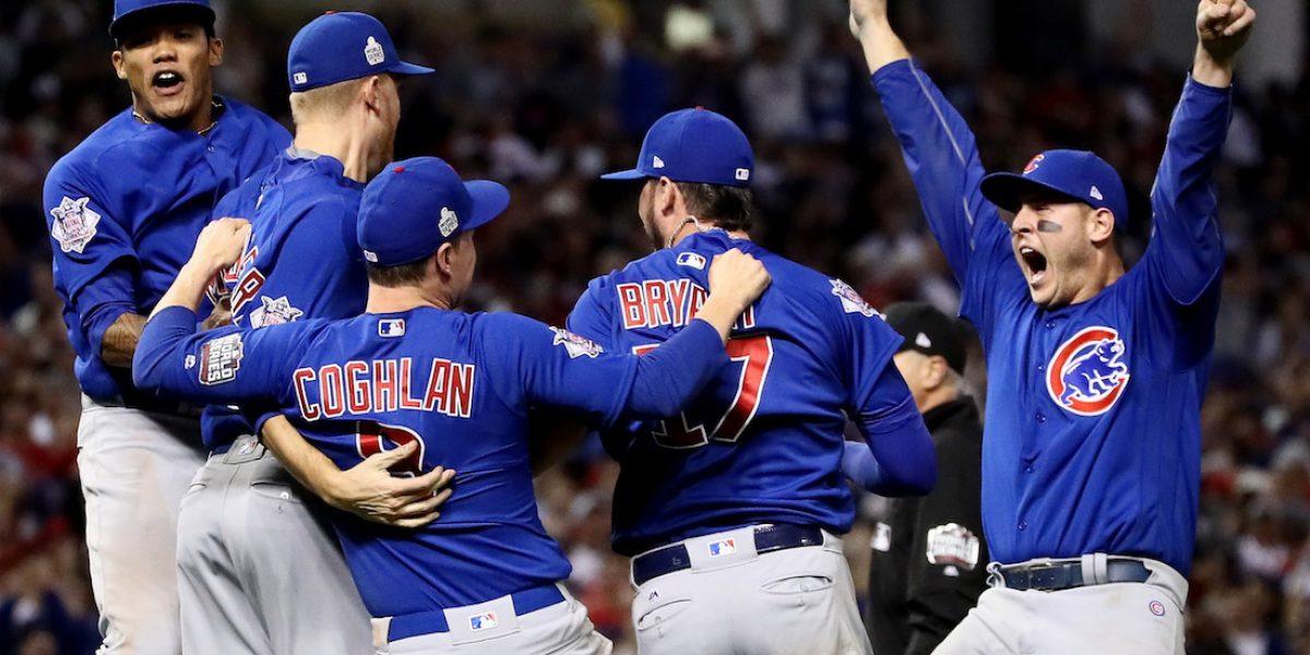¡Se burlan de la maldición! Cubs portará la famosa cabra en anillo de Campeones