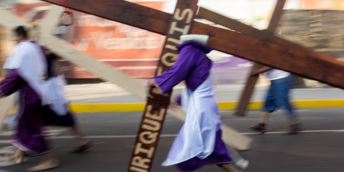 Se esperan más de 2 millones de personas en la Pasión de Cristo en Iztapalapa