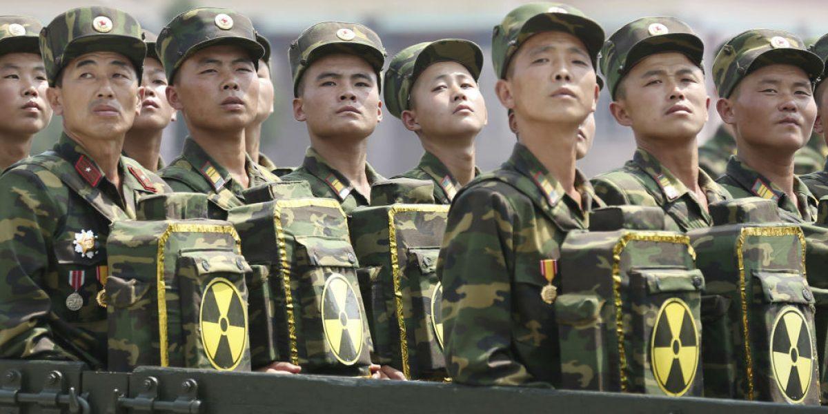 Estamos listos para la guerra si Trump lo desea: Norcorea