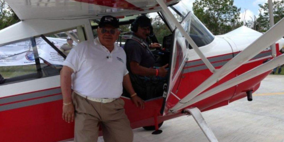 Se desploma avioneta en Cancún; hay un muerto
