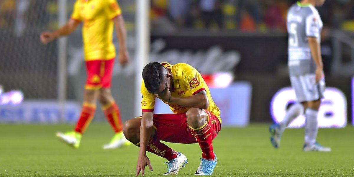 ¡El descenso al 'rojo vivo'! Morelia pierde duelo vital por la permanencia ante León