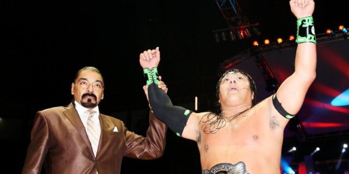 Último Guerrero se impone a Atlantis y mantiene título Mundial