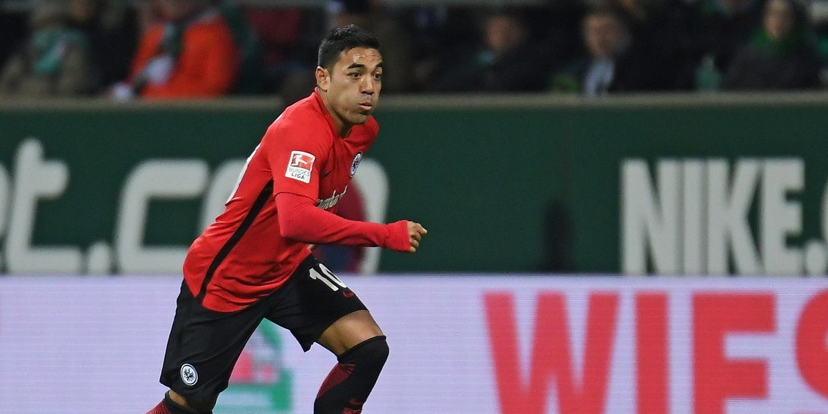 VIDEO: Marco Fabián anota golazo en el BVB vs. Eintracht