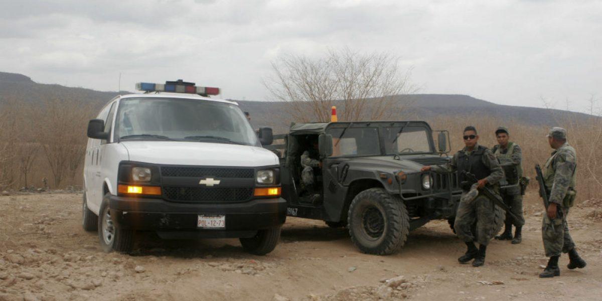 """Marinos abaten a """"Pancho Chimal"""" durante enfrentamiento en Sinaloa"""