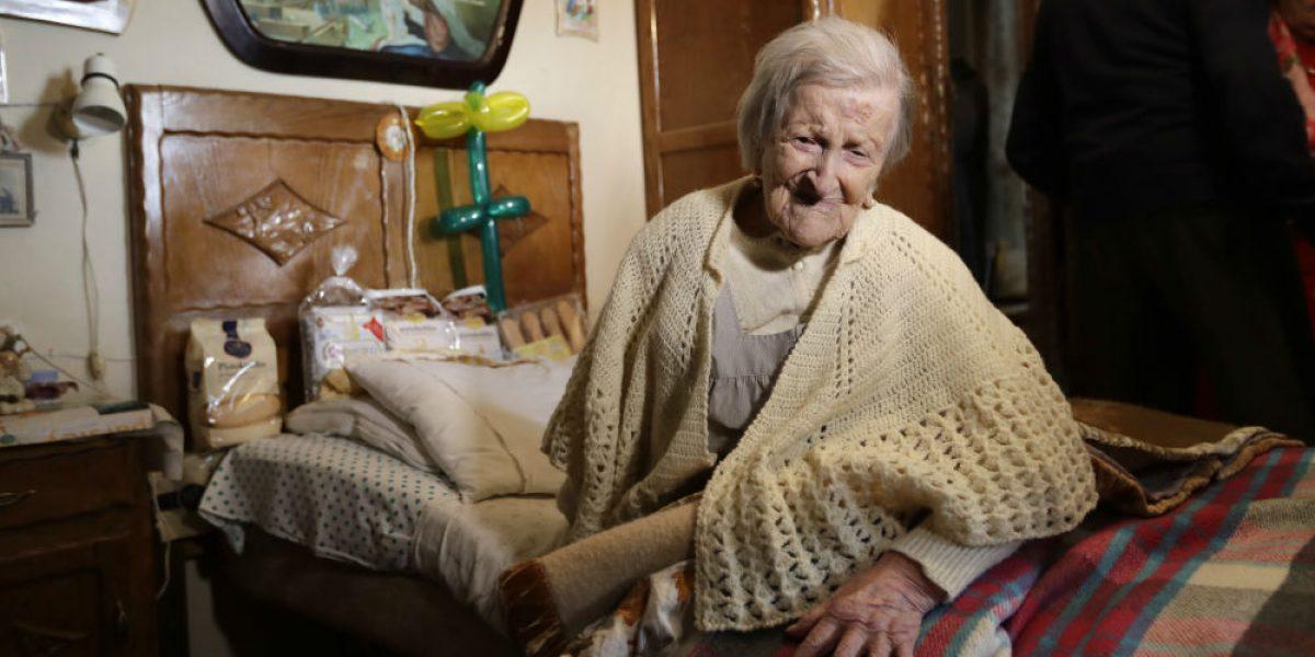 La mujer más longeva del mundo muere a los 117 años