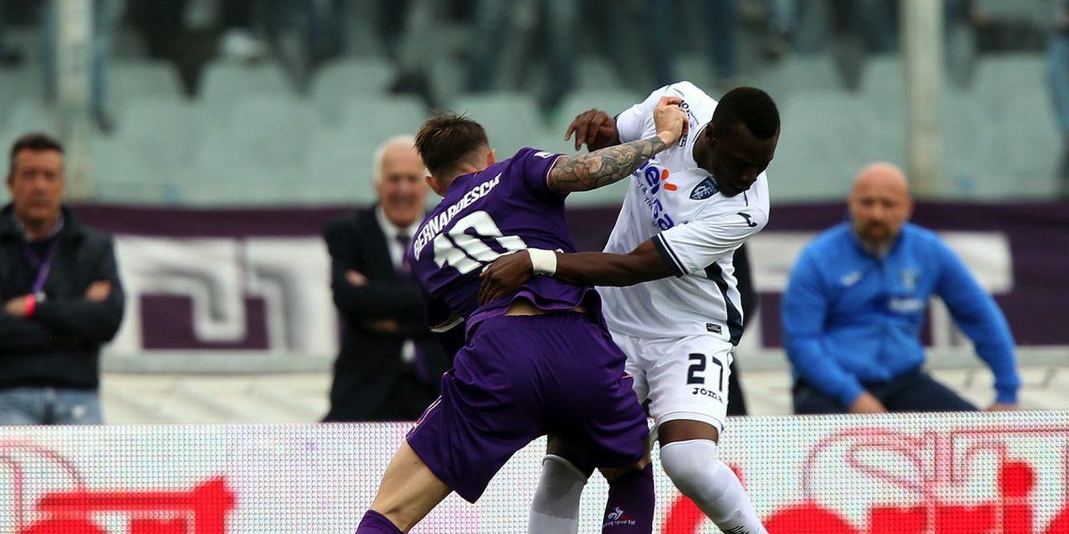 La Fiorentina cae ante el Empoli sin Carlos Salcedo