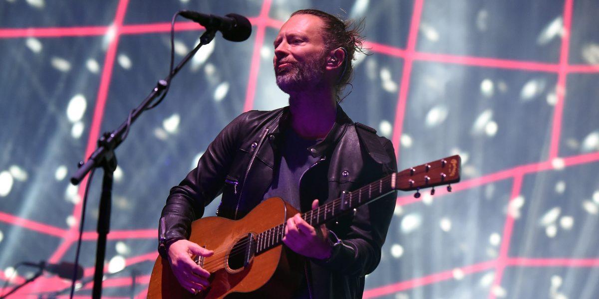 Con interrupciones Radiohead marca el primer día de Coachella 2017
