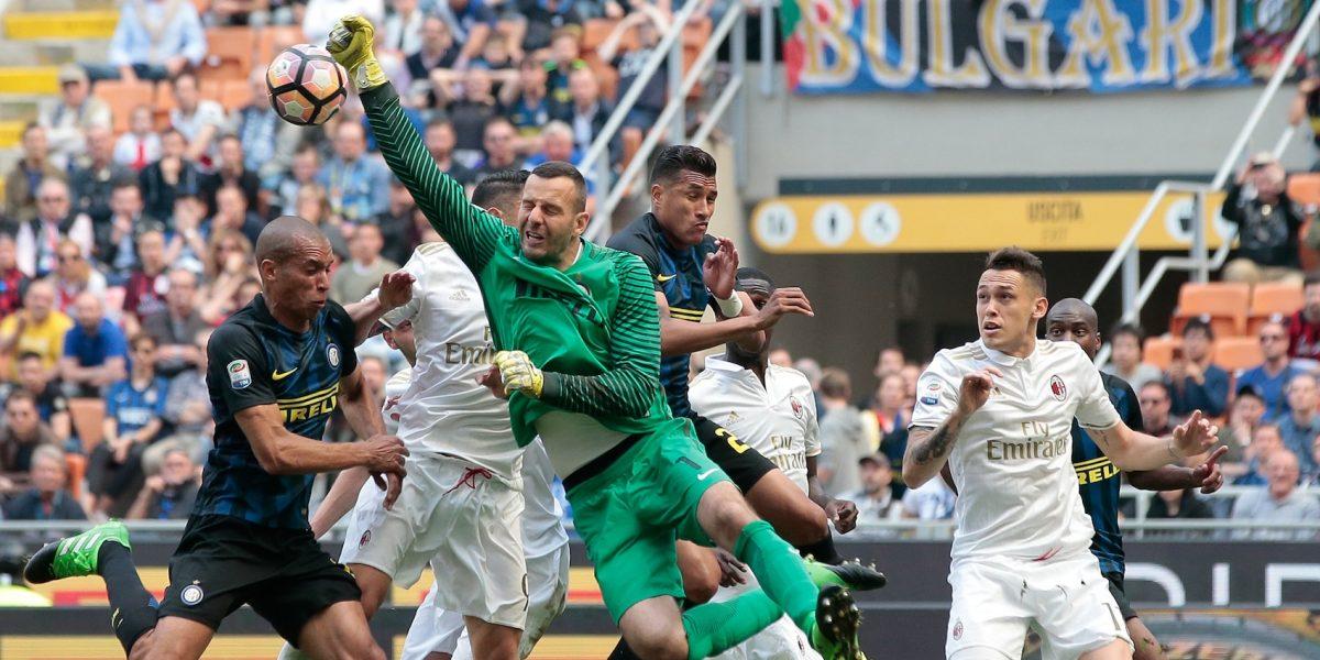 """Milan empata ante el Inter en el """"derby de la Madonnina"""""""
