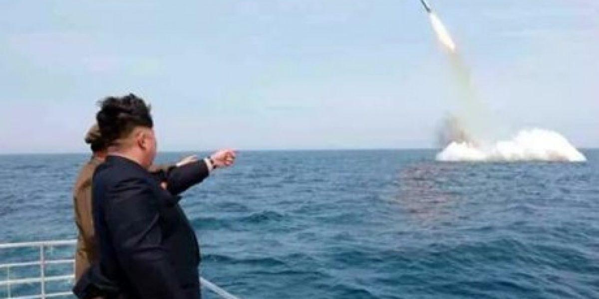 Corea del Norte falla con lanzamiento de misil