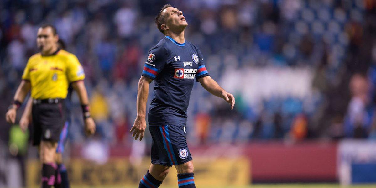 De último minuto, Puebla le saca el triunfo a Cruz Azul