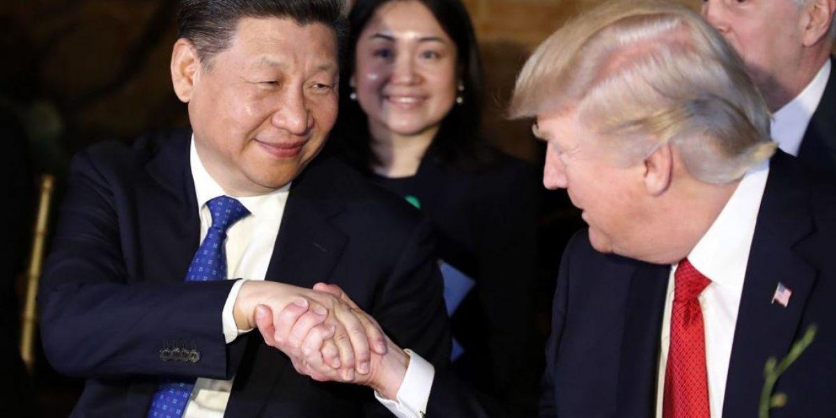 Trump defiende su cambio de posición respecto a China