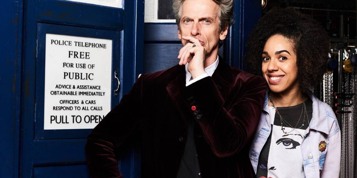 Doctor Who estrena hoy última temporada con Peter Capaldi