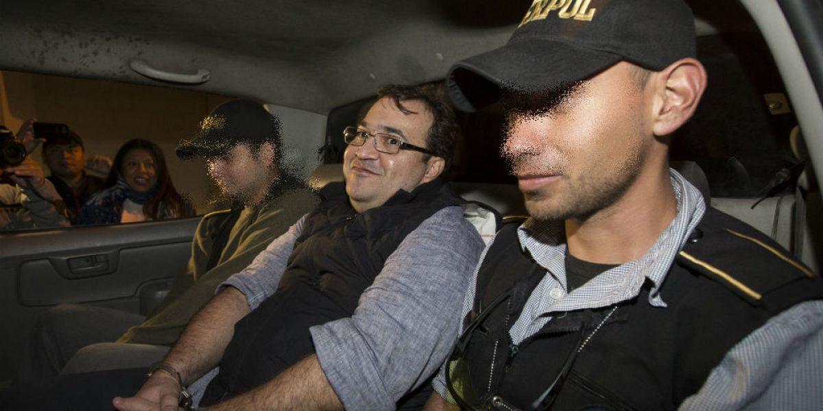 PGR descarta investigación contra familia de Duarte; aún incierto tiempo para extradición