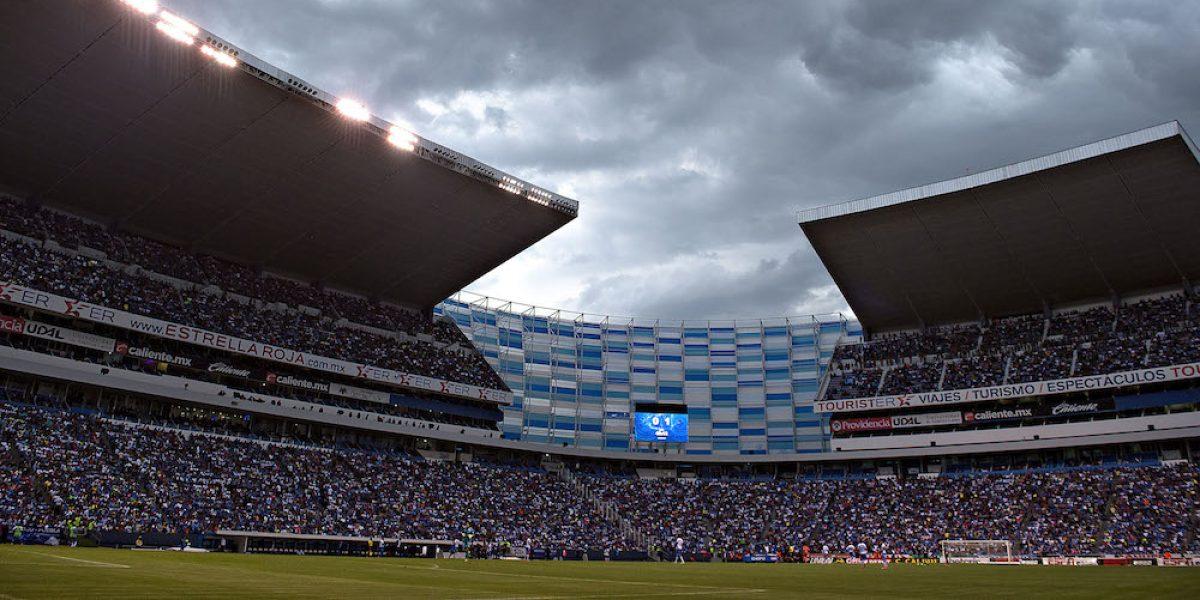 Estadio Cuauhtémoc presentó sobrecupo durante el Puebla vs Cruz Azul