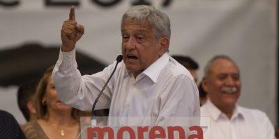 AMLO afirma que captura de Duarte es una maniobra política