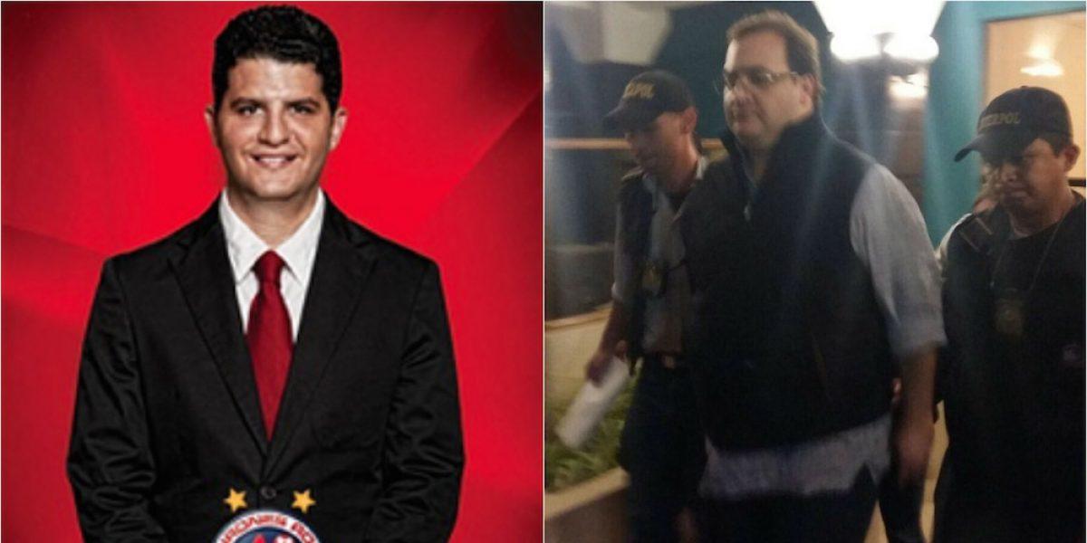 Directivo del Veracruz fue quien delató a Javier Duarte