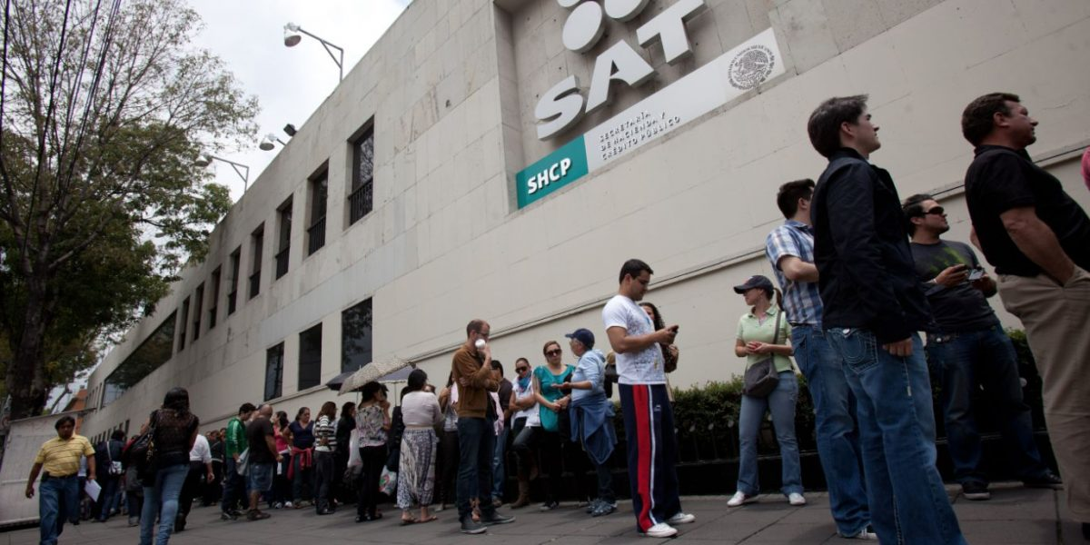 SAT devuelve siete mil mdp a favor de contribuyentes cumplidos