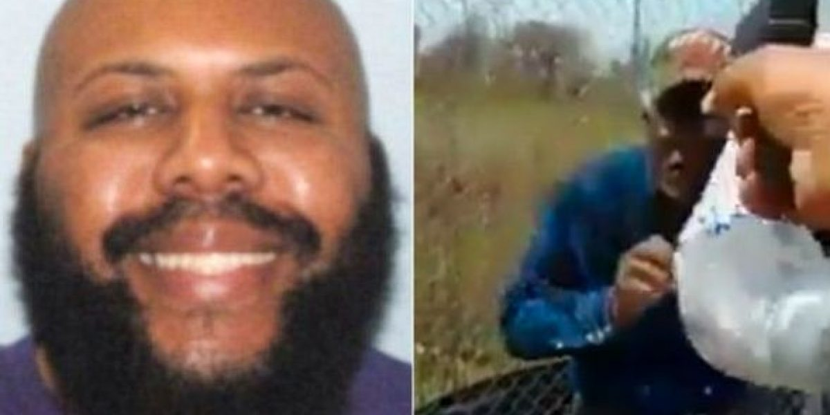 Mata a anciano en Cleveland y lo transmite en directo por Facebook; desatan cacería humana