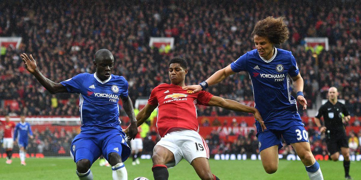 United sorprende y vence al Chelsea en la Premier League