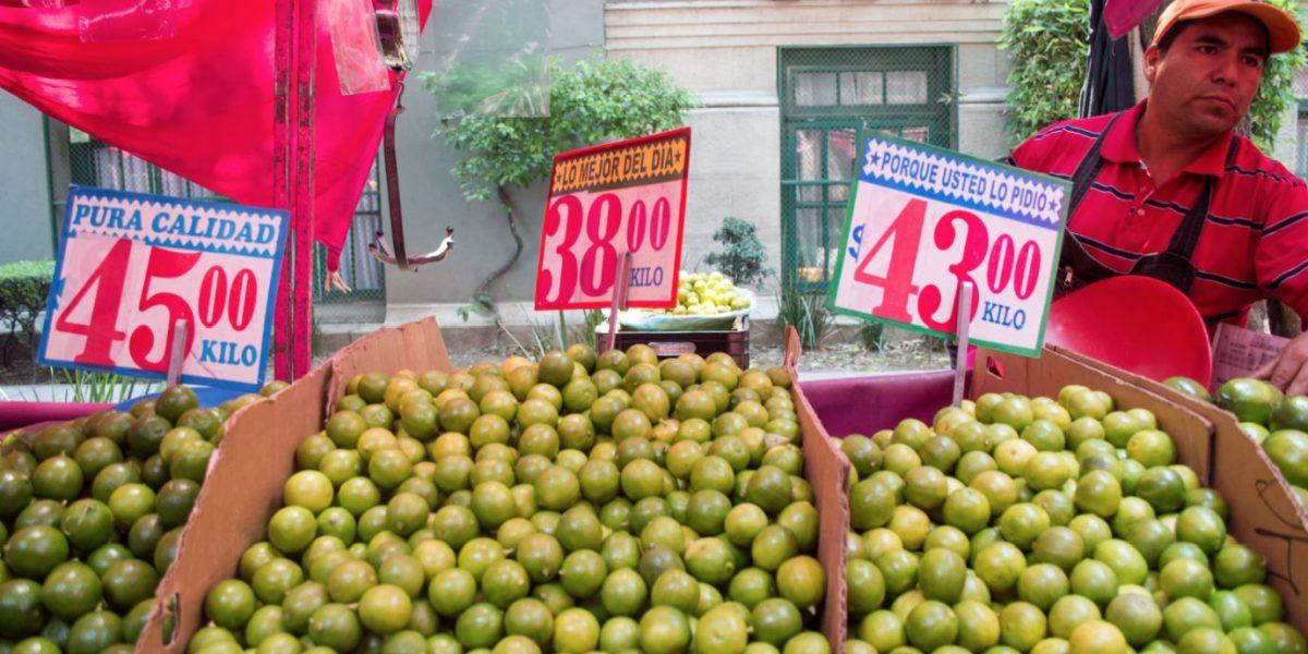 Limón bajará de precio en las próximas semanas