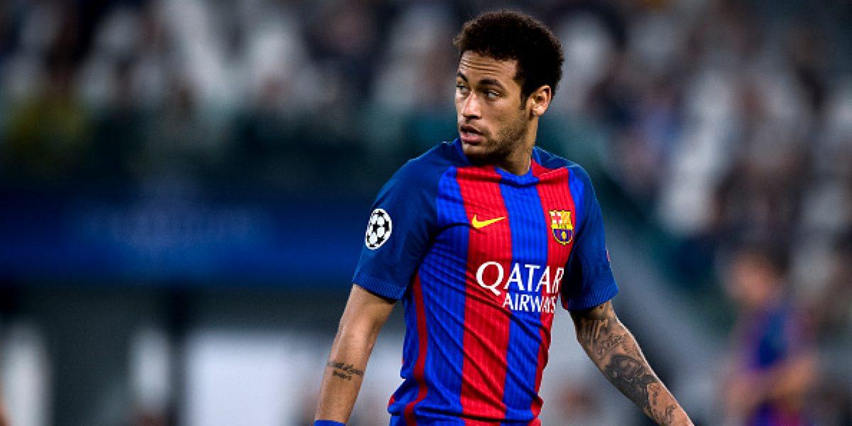Neymar confía que Barcelona remontará ante la Juve